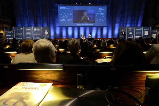 université de la terre 2015 -cop21-paris-jacques-attali-prevoir-lavenir-petit-format