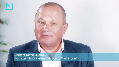 Bernard Marie Chiquet, fondateur d'IGI Partners, Holacracy Master Coach
