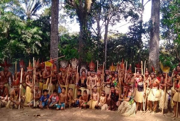 Puyanawa: peuple premier d'Amazonie